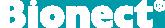 Bionect Logo in weiß